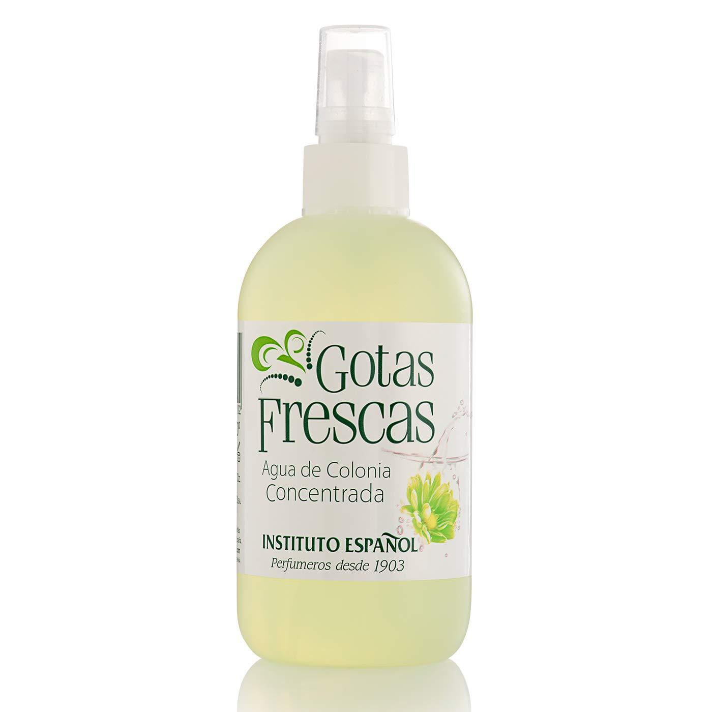 Institute EspañolGotas Frecas eau de cologne with Spray 250ml