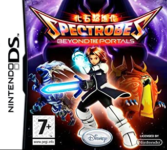 spectrobes nds