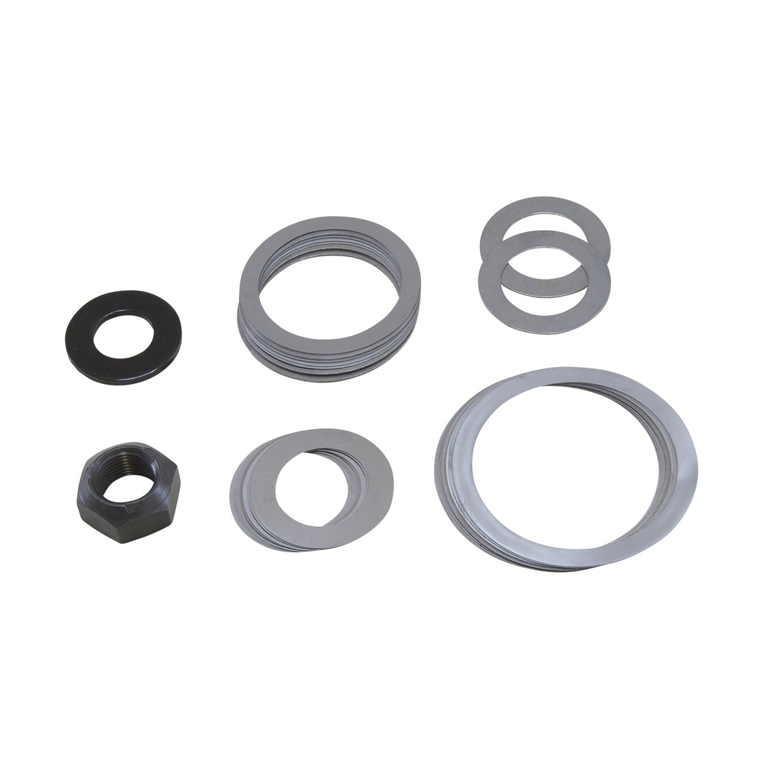 Yukon (SK 706376) Replacement Complete Shim Kit for Dana 44 Differential Yukon Gear