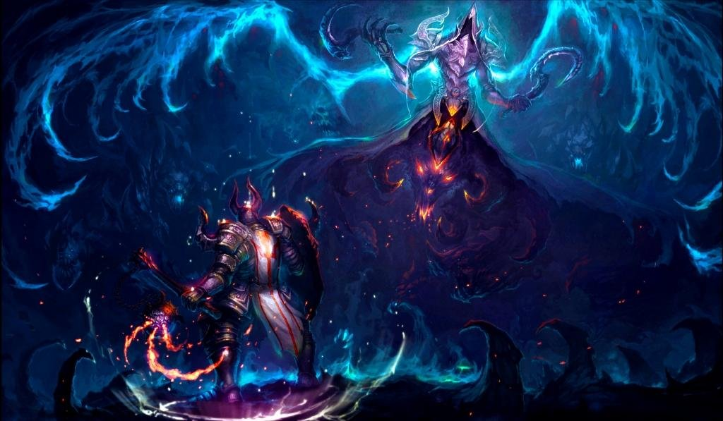 Diablo Reaper TCG playmat, gamemat 24 wide 14 tall for trading card game smooth cloth surface rubber base Masters of trade