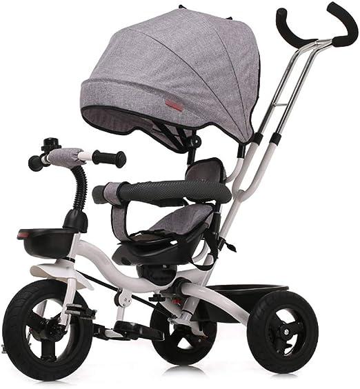 Jian E E-Carro Bebé Infantil Triciclo Bicicleta 1-3 años de Edad ...