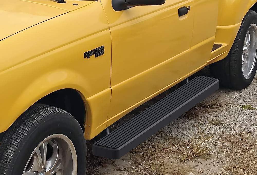 "4/"" iBoard Running Boards Nerf Bars Fit 99-11 Ford Ranger Super Cab 4 Door"