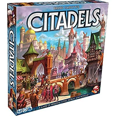Citadels: Toys & Games