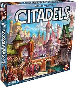 Fantasy Flight Games ffgwr02 Citadels 2016 Edition: Amazon.es ...