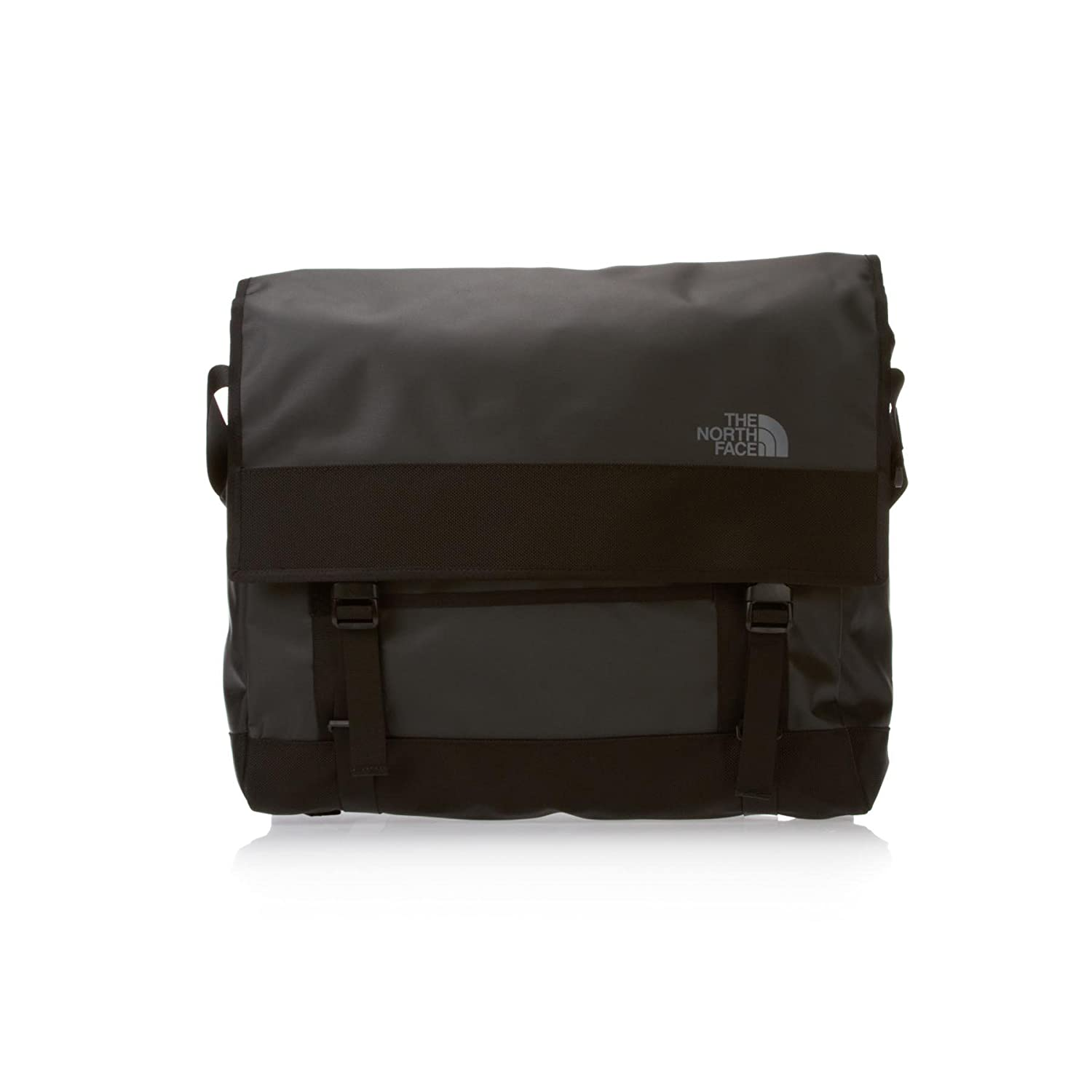 The North Face Bolso bandolera Base Camp Messenger negro - tnf black T0ASTZJK3