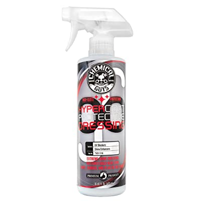 Chemical Guys TVD11116 G6 Hyper High Gloss Coating Protectant Sprayable Dressing for Vinyl, Rubber, Plastic, Tires and Trim (16 oz): Automotive