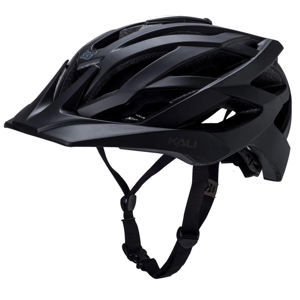 Kali Lunati - Casco de Bicicleta - Negro Contorno de la ...