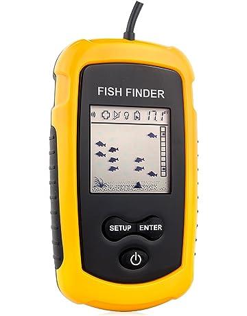 Amazon Com Fish Finders Depth Finders Electronics