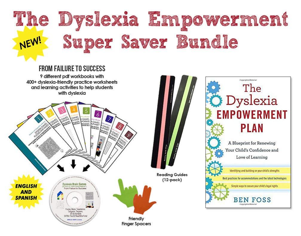 The Dyslexia Empowerment Plan by Ben Foss + Dyslexia Brain ...