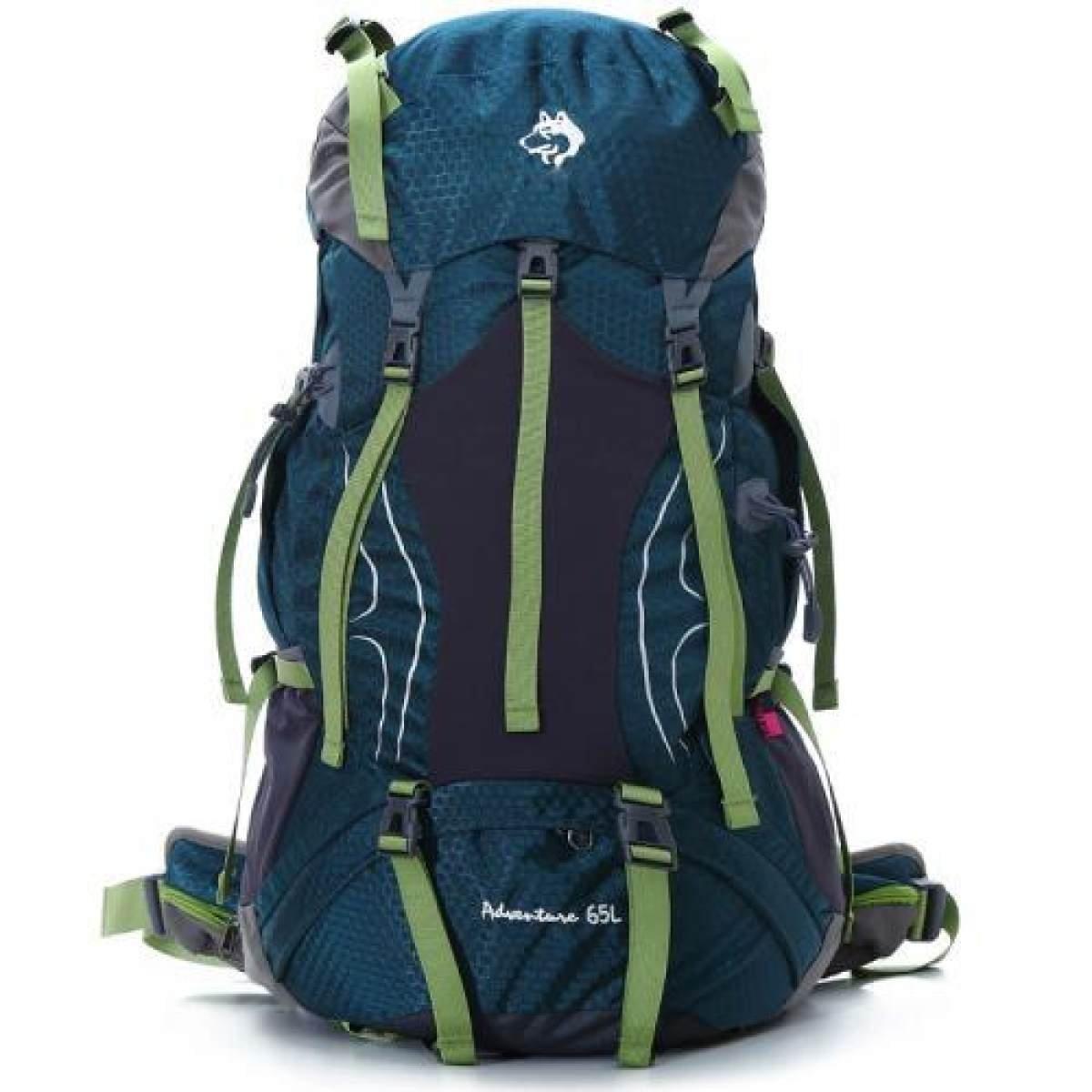 Outdoor Bergsteigen Taschen Groß Kapazität Reisen Taschen 65L