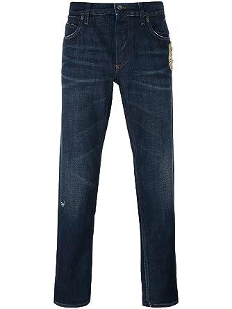Dolce E Gabbana Men's G6ollzg8t91s9001 Blue Cotton Jeans