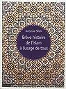 Brève histoire de l'islam à l'usage de tous par Sfeir