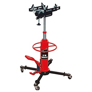 Torin Big Red Telescoping Hydraulic Transmission Floor Jack With Foot  Pedal: 1/2 Ton