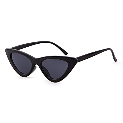 71cee939cc Amazon.com  Clout Goggles Cat Eye Sunglasses Vintage Mod Style Retro ...