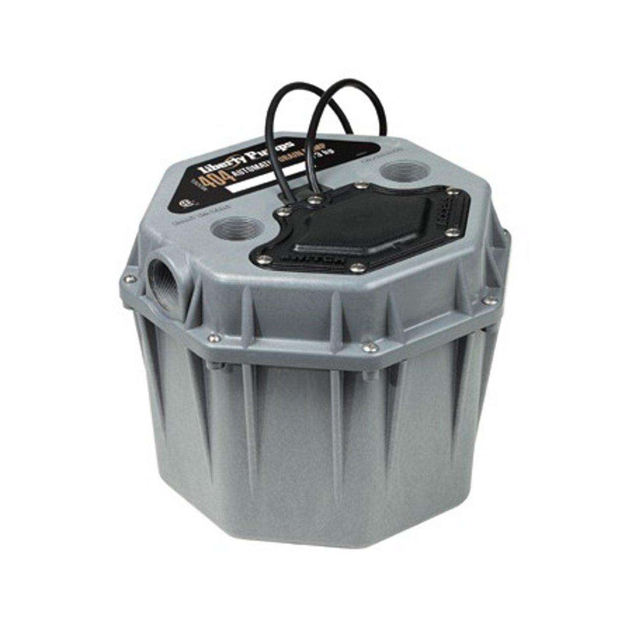 Liberty Pumps 404 1/3 HP, 115V Residential Drain Pump