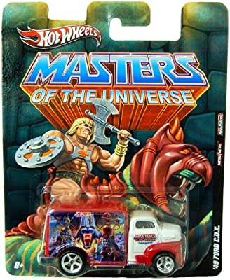 Hot Wheels Masters Of The Universe 1:64 Scale Diecast Car: 49 Ford C.O.E by Mattel: Amazon.es: Juguetes y juegos