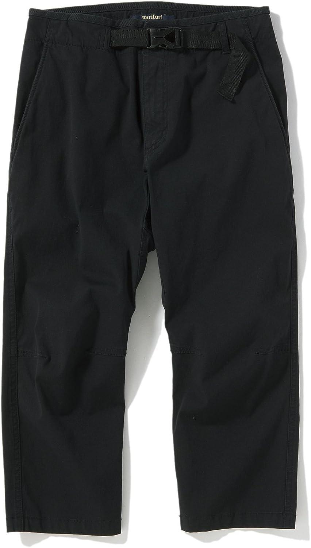 【narifuri】ナリフリ NF649 Bicycle pants 黒 Mサイズ