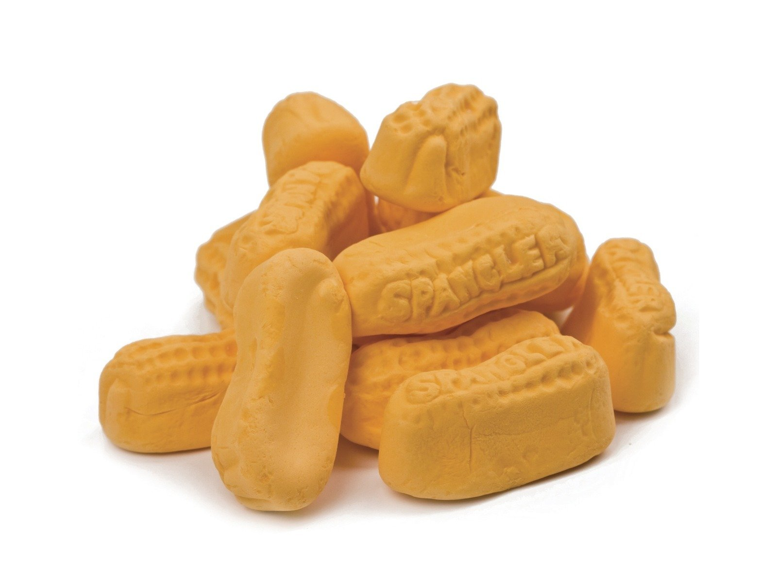 YANKEETRADERS Circus Peanuts Old Fashioned Candy 2 Lbs