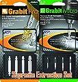 Alden Grabit® Pro and Grabit® Micro Supreme 8 Piece Extraction Set 8440p + 4507p from Alden