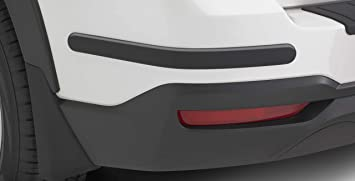 2009-2019 Subaru Legacy /& Forester Rear Bumper Corner Moldings OEM Genuine NEW