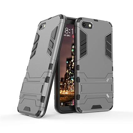 Amazon.com: Funda híbrida rígida para Huawei Honor 7A Case ...