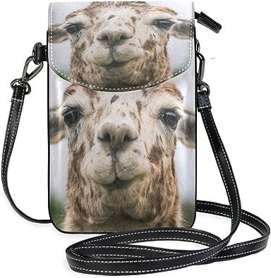 Cute Women Animal Printed Small Cross-body Bag Mini Shoulder Handbags