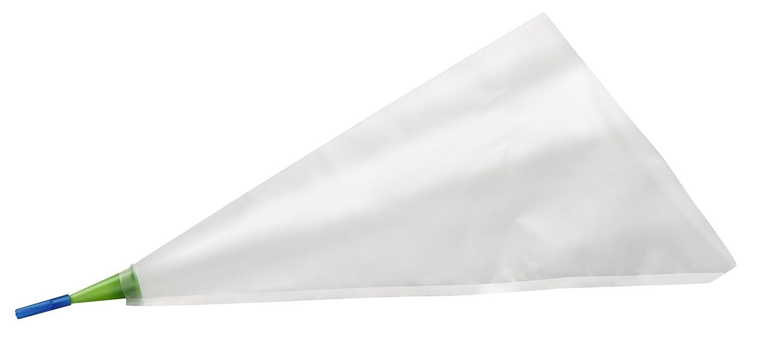 Transparent//Mehrfarbig T/ülle und Verschluss Mini-Spritzbeutel Sweetliner SBBox FACKELMANN FMprofessional Kunststoff//Gummi 20 STK jeweils Beutel 17cm