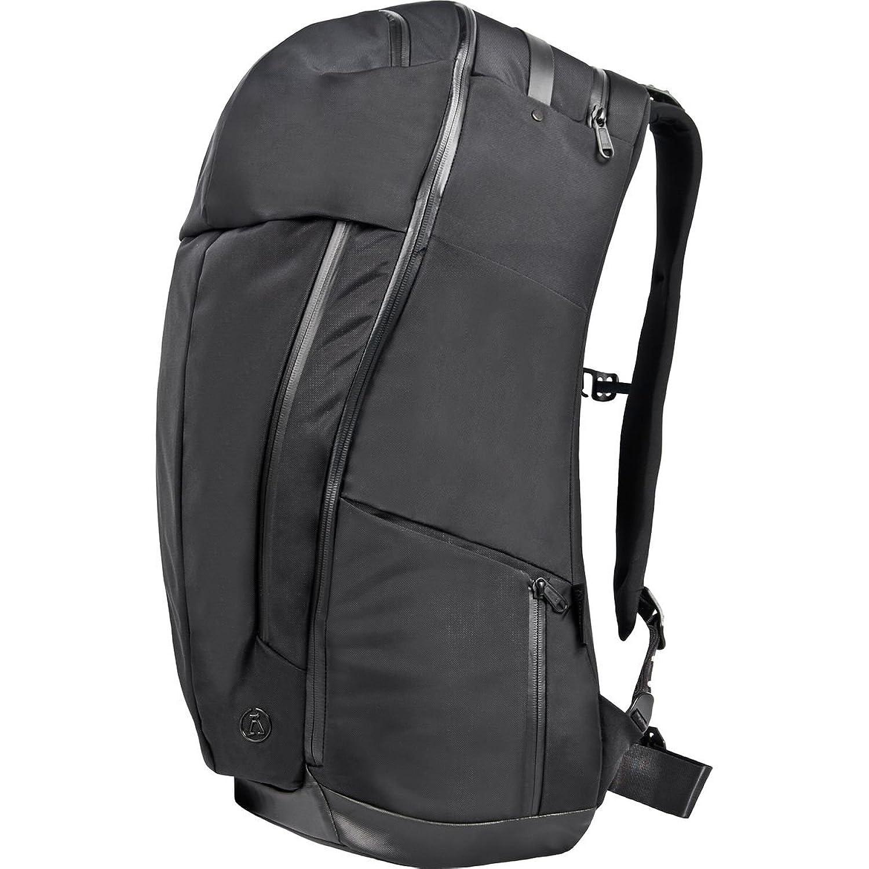 (アルケミーエキップメント) Alchemy Equipment Softshell Carry On daypack Black AEL012 B01D502L6M