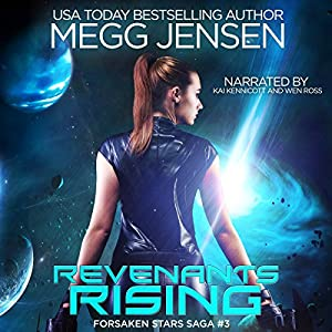 Revenants Rising Audiobook