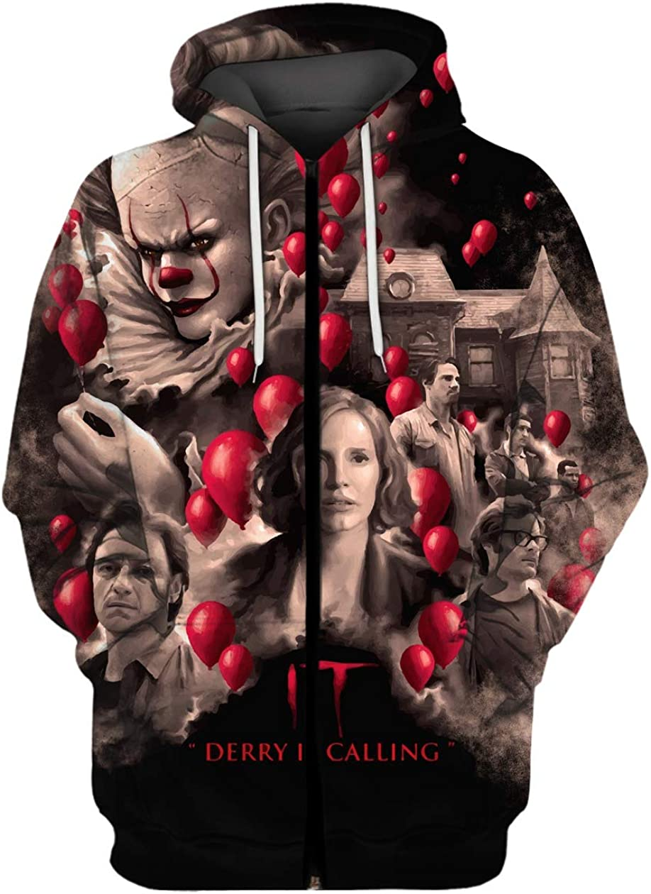 Derry is Calling 3D All Over Sublimation Printing Shirt
