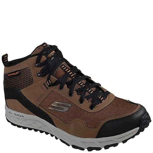 Skechers 51593 Zapatos Hombre Marròn 40