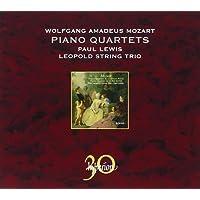 Mozart: Piano Quartets In G Minor/ E Flat