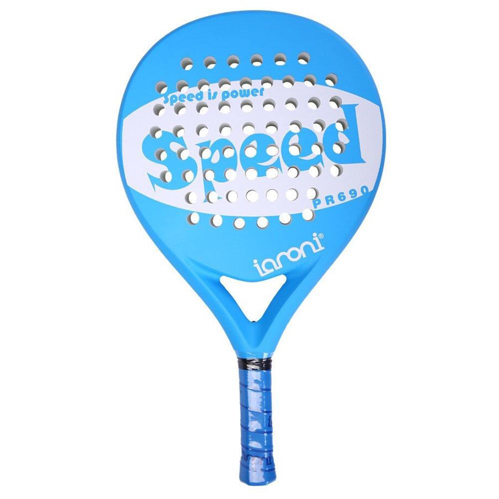 IANONI ビーチ用テニスラケット カーボンファイバーのフェイス EVA低反発素材コア B074PVKS6R PR690 PR690