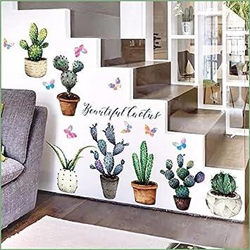 HCCY Kakteen bonsai art gallery im Wohnzimmer Treppe Schlafzimmer ...