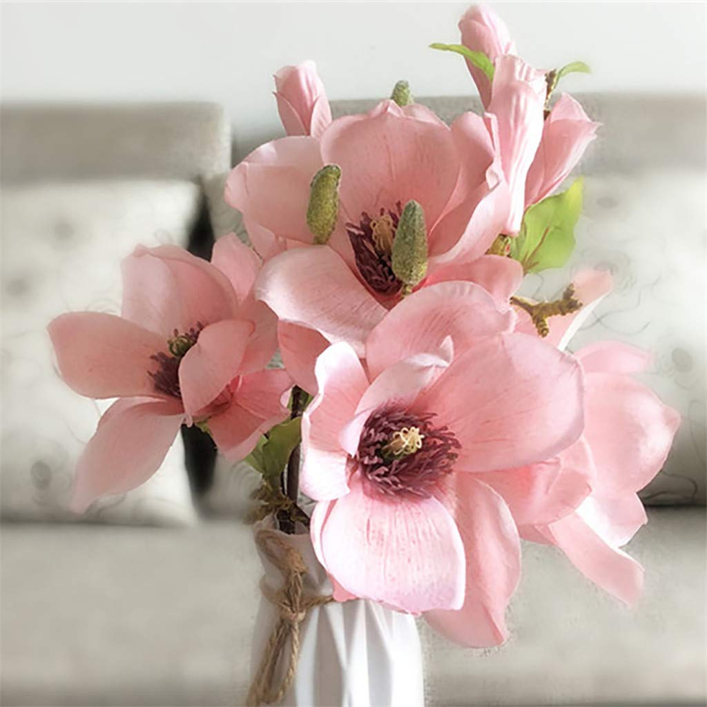 Gotian 造花 造花 ホームデコレーション ウェディングパーティー 自宅や庭の装飾に フェイクの花のつる1本 (製品サイズ:30x12cm) B07NQ6PX7R