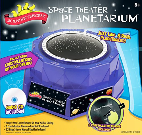 Scientific Explorer Space Theater Planetarium