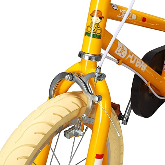 AZZ Bicicletas for niños, Bicicletas 3-9 años niños y niñas de Ejercicio, 12 Pulgadas Bicicletas Ciclo al Aire Libre (Color : Green): Amazon.es: Hogar