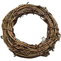 Ben-gi Ratán Bricolaje Puerta de la Navidad Colgantes