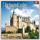 Castles, Enchanted 2016 Square 12x12 (Multilingual Edition)