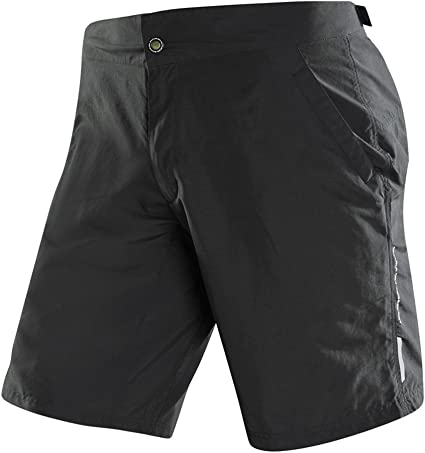 Altura Men/'s Cadence 2 Waist Shorts Black Medium-Black Shorts