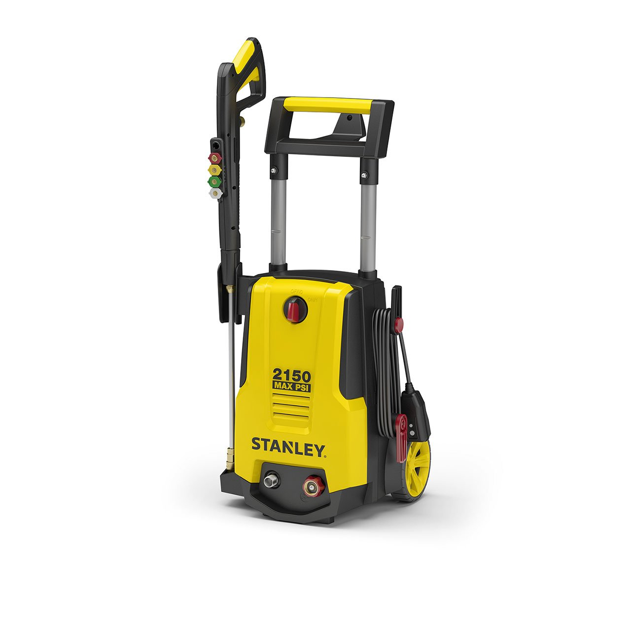 Stanley SHP2150 2150 PSI Powerful Pressure Washer by Stanley