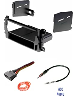 Astounding Amazon Com Asc Audio Car Stereo Radio Install Dash Kit Wire Wiring 101 Photwellnesstrialsorg