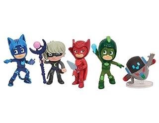 PJ Masks Super Moon 5 Pack Collectible Figures Set