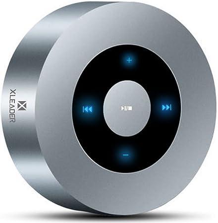 [Diseño LED Tacto] Altavoz Bluetooth, XLEADER Altavoces Bluetooth Portátiles con Sonido HD/12 H...