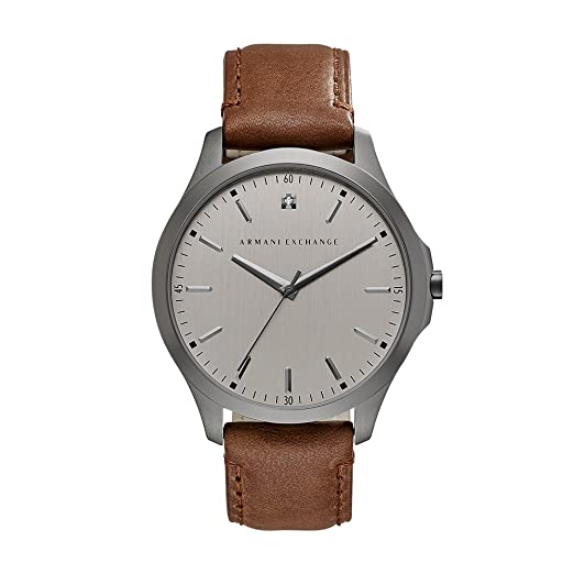 cbca6a853642 Buy Armani Exchange Analog Grey Dial Men s Watch-AX2195 Online at Low  Prices in India - Amazon.in