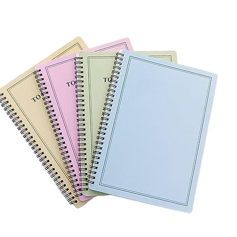Toruiwa Cuaderno Dibujo Cuadernos de Anillas Cuadernos ...