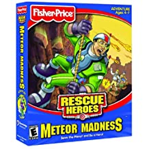 Rescue Heroes: Meteor Madness - Standard Edition