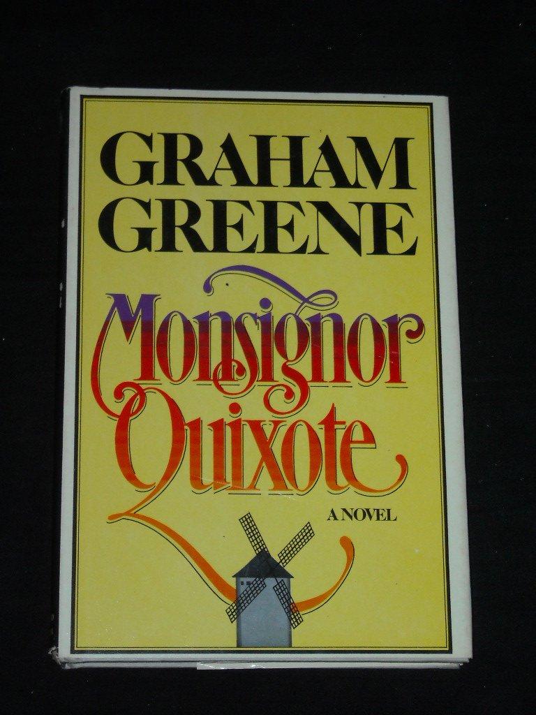 Monsignor Quixote, Graham greene