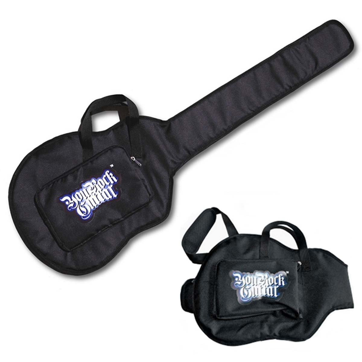 You Rock Guitar Yrg de 1000 Midi de guitarra controlador + Funda + Keepdrum Midi Cable 2 m: Amazon.es: Instrumentos musicales
