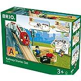 Brio Railway Starter Set Juego Primera Edad, (33773)